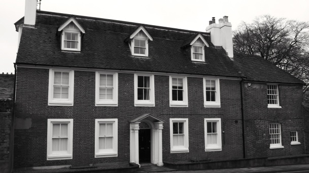 29 East St Alresford C18-19 (Cardew House)
