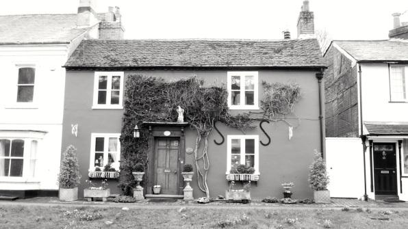 46 East St Alresford C18-19 (The Manse)