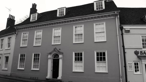 6 East St Alresford C18