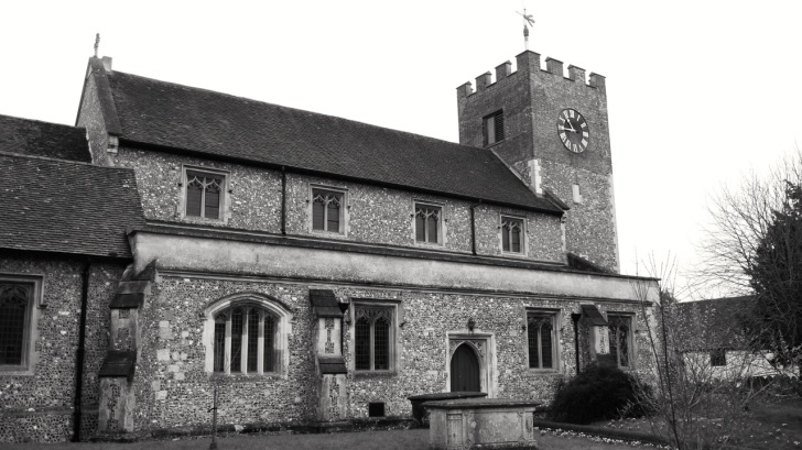 St Johns Church Alresford C13-19-2