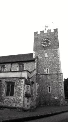 St Johns Church Alresford C13-19