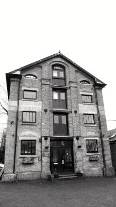 Station Mill Alresford 1873