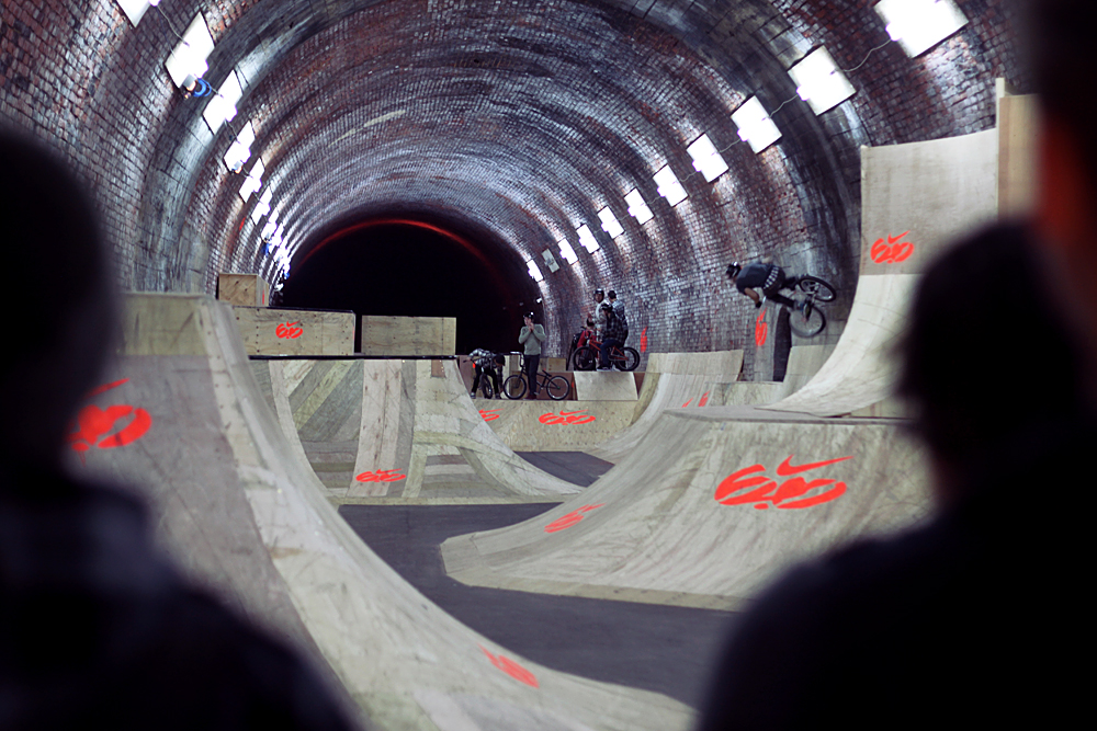 Tunnel Jam Nile 6.0 Privett