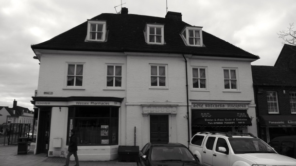 1, 3, 5 Broad St Alresford C18-20