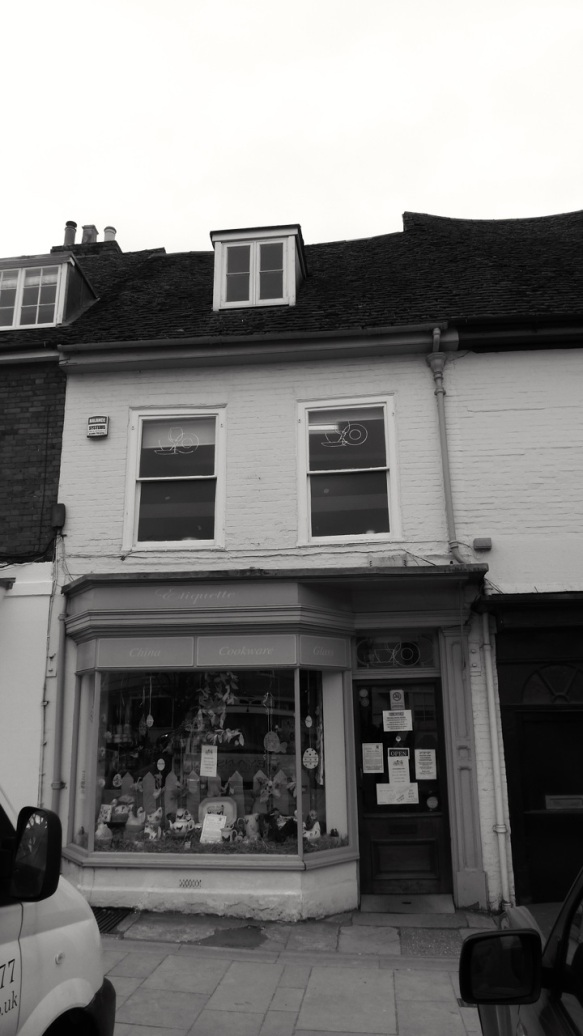 11 Broad St Alresford C18-19