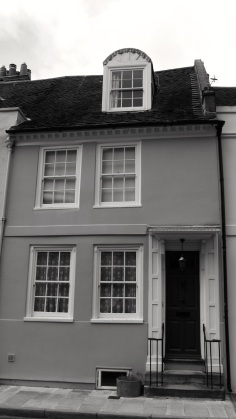 13 (Greye Hs) Lombard St Portsmouth C18