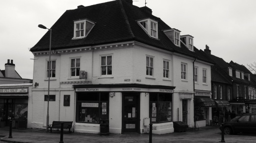 2 West St Alresford (+1, 3, 5 Broad St) C18-20