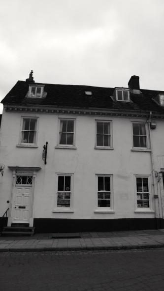 22, 24, 26, 28 Broad St Alresford C18