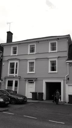 25 Broad St Alresford 1840