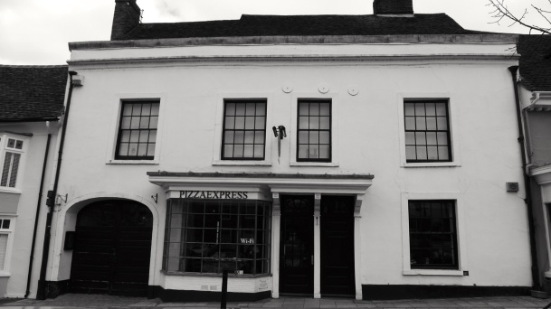 32 (The Bodega) Broad St Alresford C19