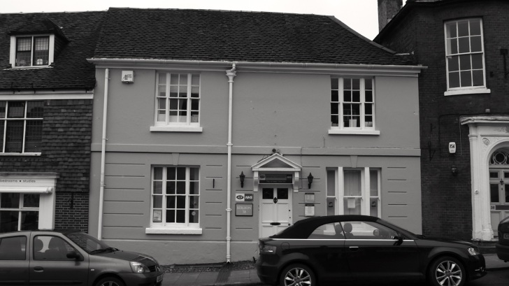 38 West St Alresford C18-19