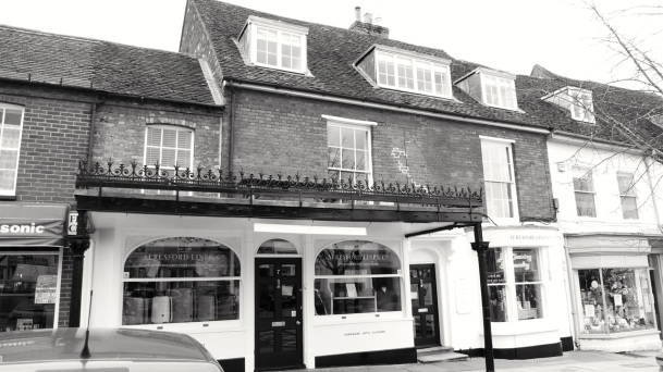 7 and 9 Broad St Alresford C18-19