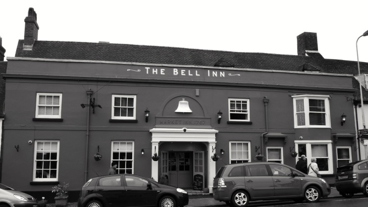 Bell Inn West St Alresford 1767 & C19