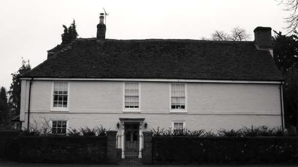 Ferndale House, Pound Hill Alresford C17-19