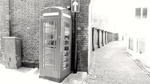 K6 Telephone Kiosk 1935