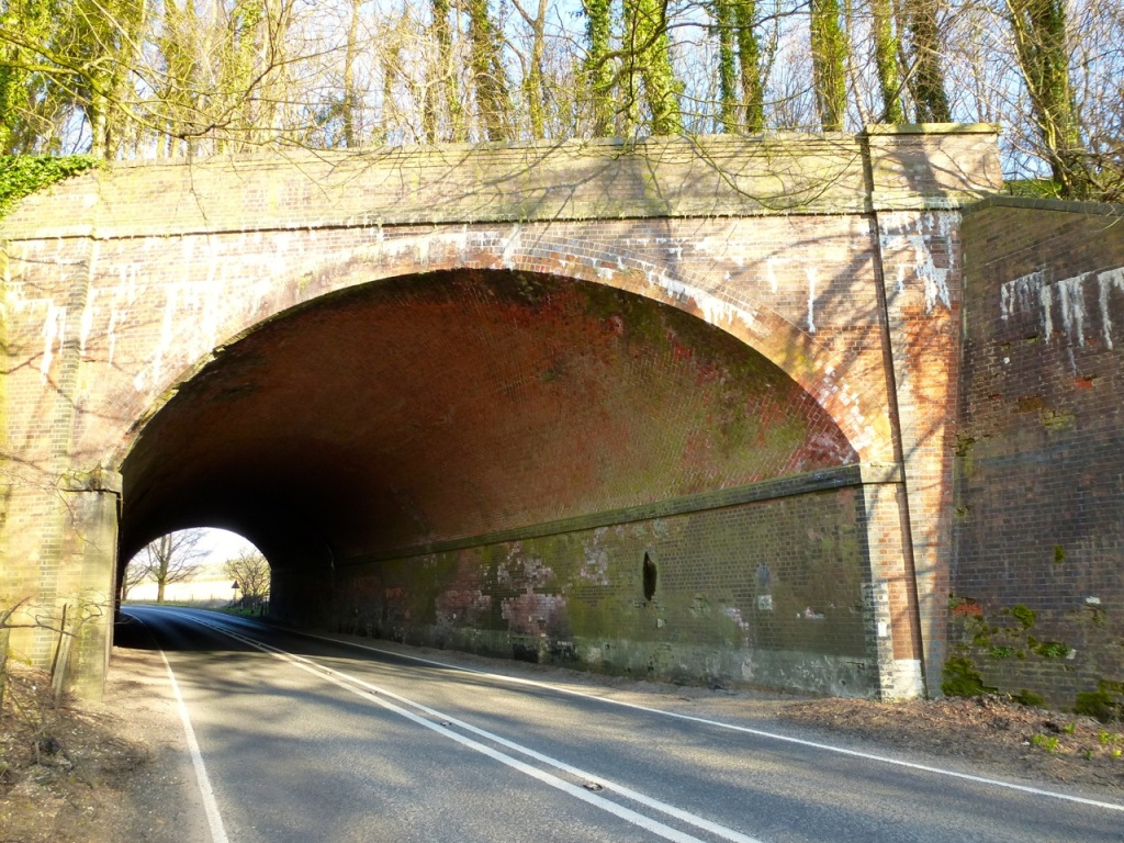Meon Valley Line A272 Tunnel-3