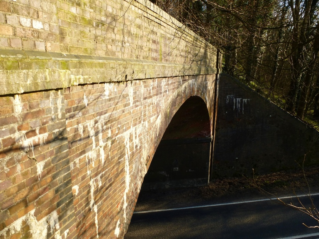 Meon Valley Line A272 Tunnel