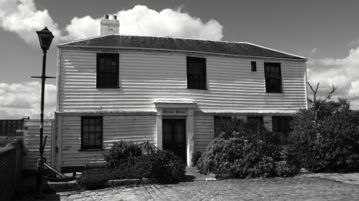 Quebec House (East) Portsmouth 1754