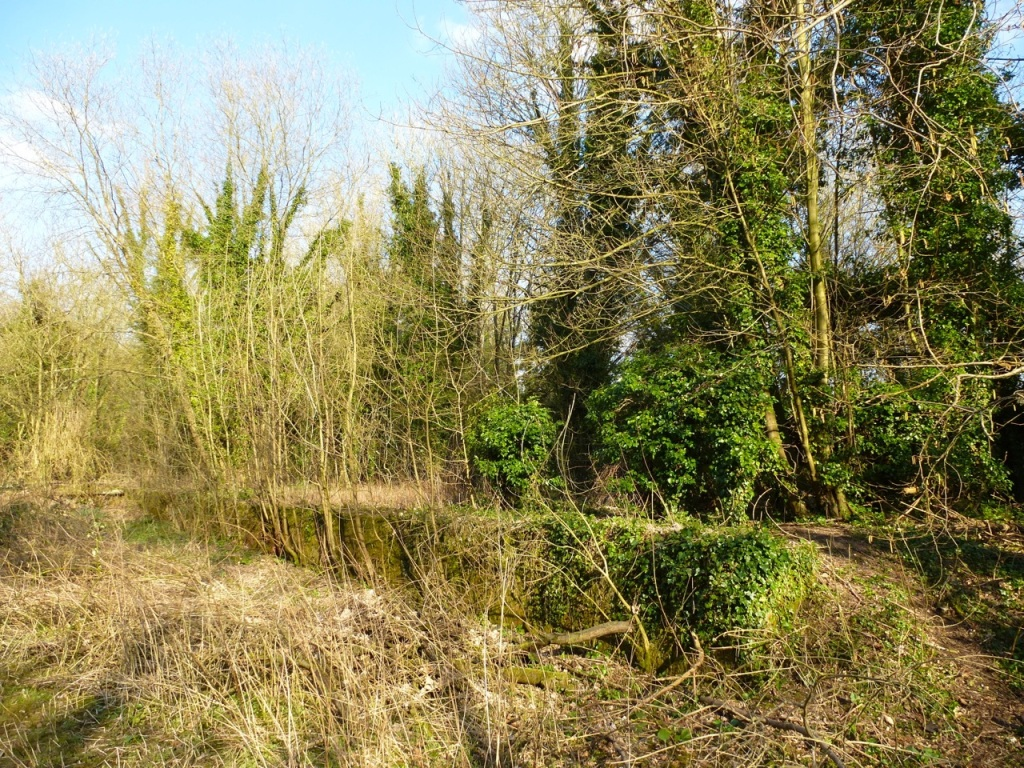 Site of West Meon Station building