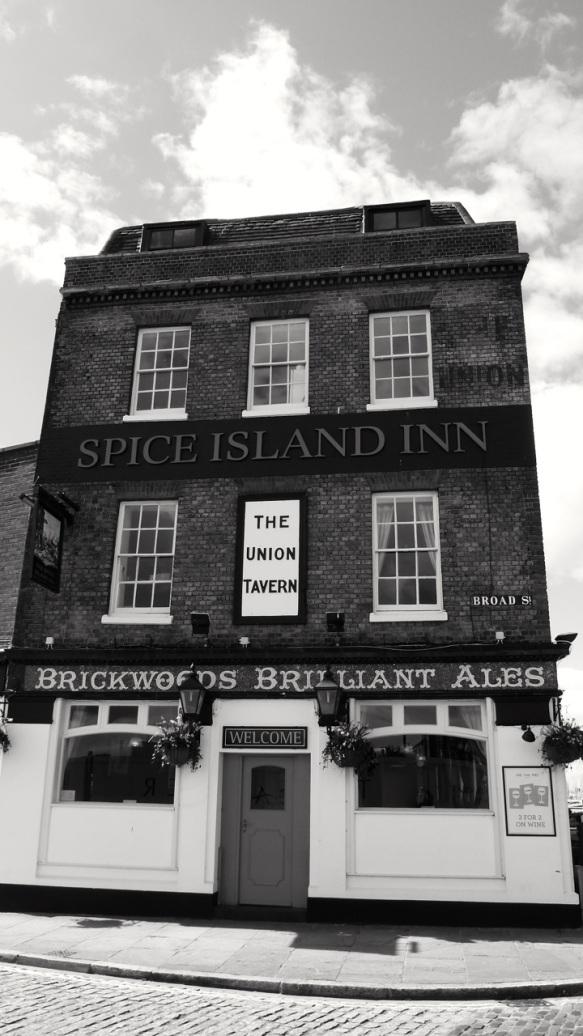 Spice Island Inn (East) Portsmouth C19