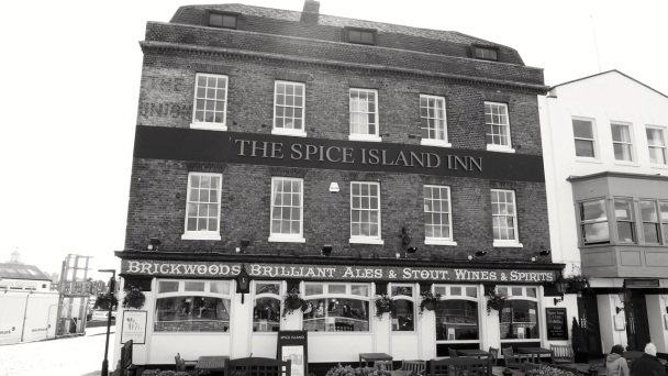 Spice Island Inn (North) Portsmouth C19