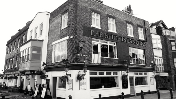Spice Island Inn (West) Portsmouth C19