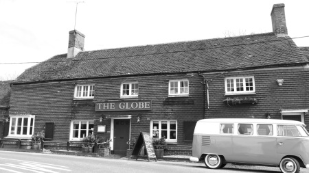 The Globe Inn Alresford C18-19