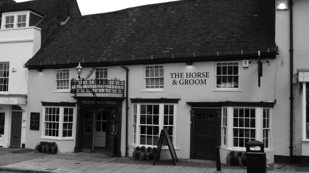 The Horse & Groom Inn Alresford C16-20