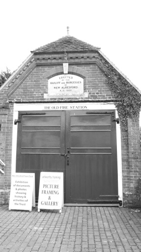 The Old Fire Station Alresford 1881