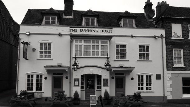 The Running Horse Alresford C18-19