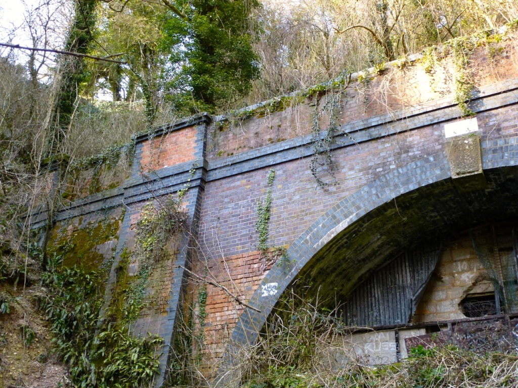 West Meon railway tunnel south-3