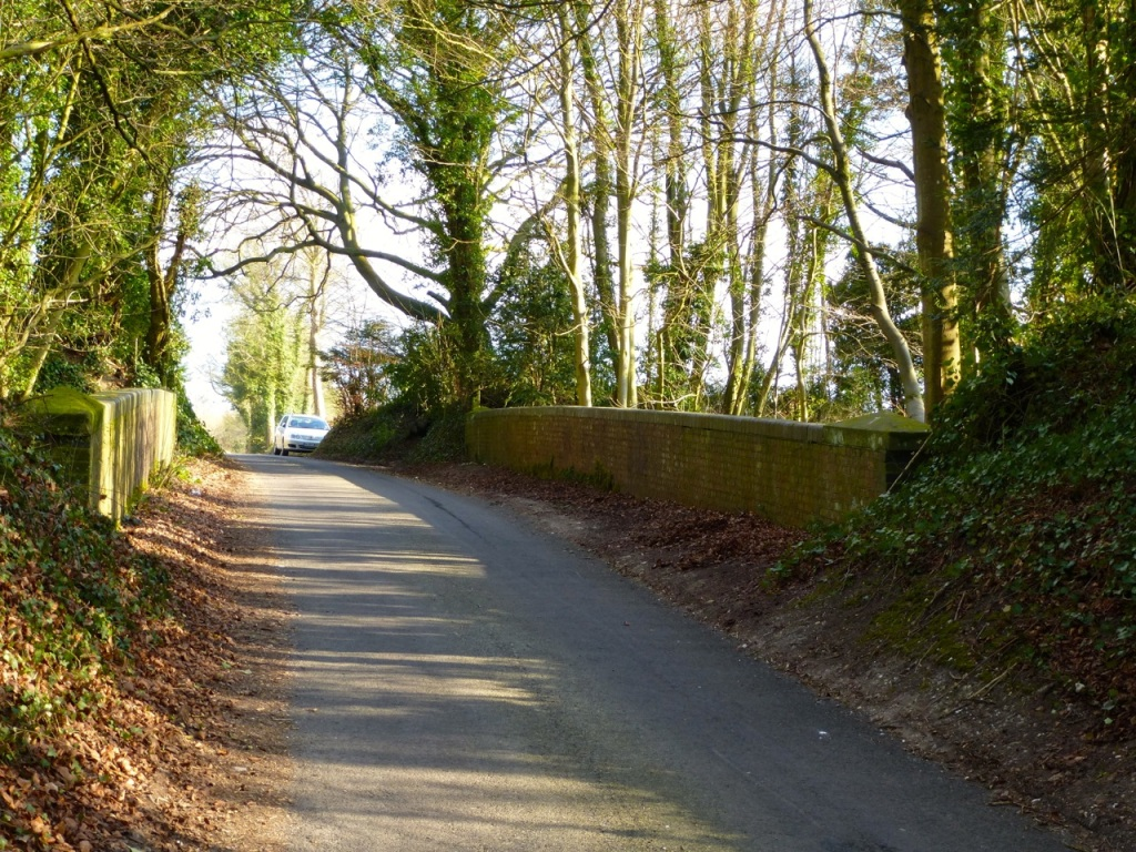 West Meon Station Road Bridge