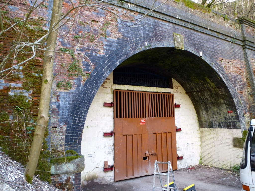 West Meon Tunnel North