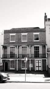 24 Landport Terrace Southsea c1840