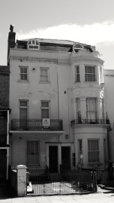 25 (and 26) Landport Terrace Southsea C19