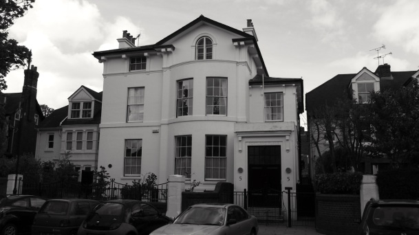 5 (Portland Place) Grove Rd South Southsea 1850 (Owen)