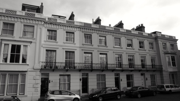Clifton Terrace Southsea 1856