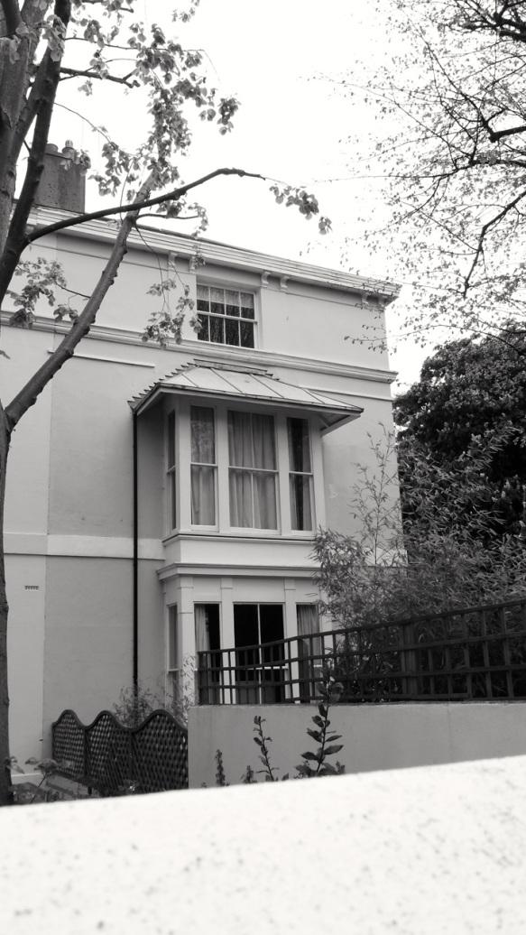 Kent Lodge (South) Kent Rd Southsea 1843 (Owen)