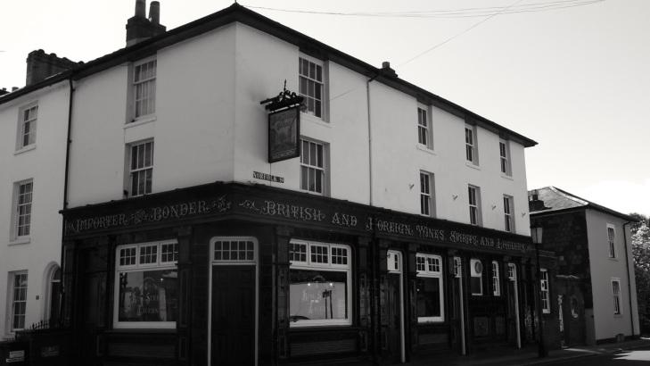 King Street Tavern Southsea 1850