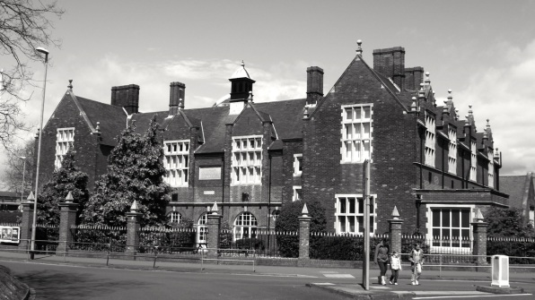 Lower School, Portsmouth Grammar School 1879