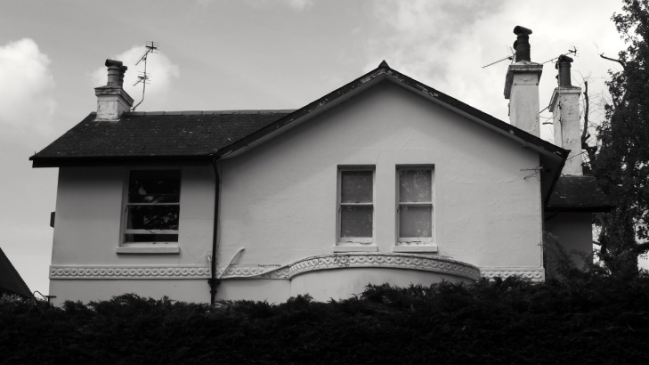 Milford Lodge (East) Grove Rd South Southsea 1945 (Owen)