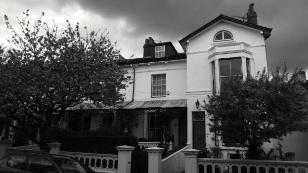 Netley Terrace (East) Southsea 1860
