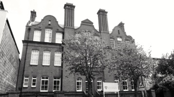 Portsmouth High School for Girls Kent Rd Southsea 1886