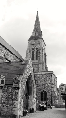 St Jude's Church Southsea 1851 (Owen)