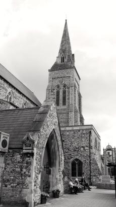 St Jude's Church Southsea 1851 (Owen)