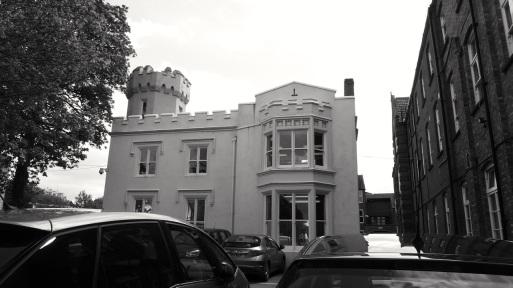 The Castle Grove Rd South Southsea 1835 (Owen)