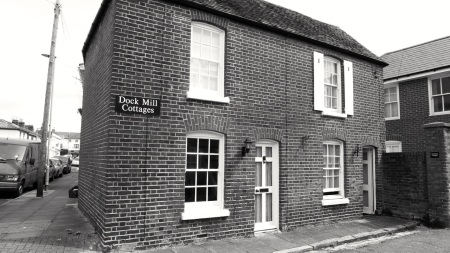 1 and 2 Dock Mill Cottages Southsea C19