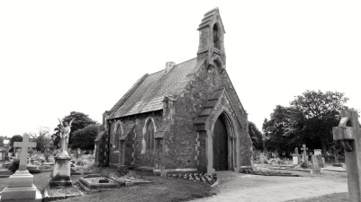 Anglican Chapel Highland Cemetery Southsea 1854 TE Owen