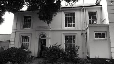 Cumberland House (East) Southsea c1830-40 TE Owen