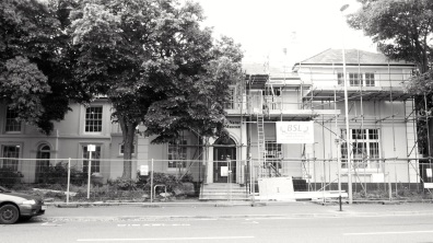 Cumberland House Southsea c1830-40 TE Owen